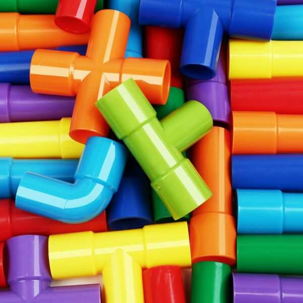 jeu construction montessori